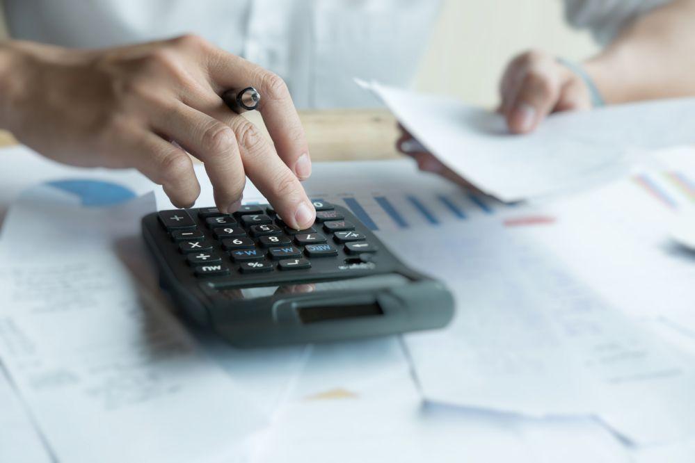 calculando contabilidade